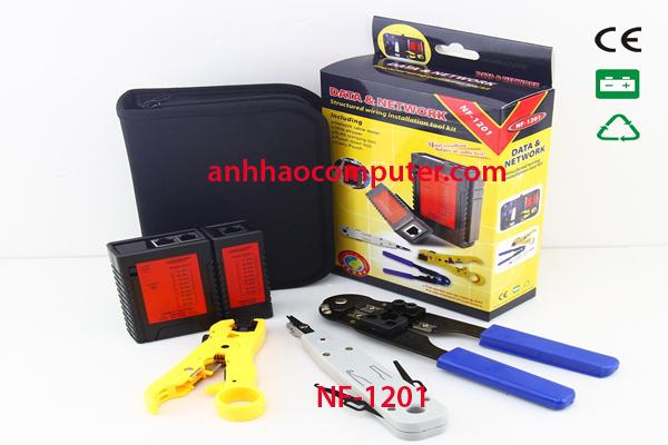 Bộ dụng cụ làm mạng Noyafa NF1201