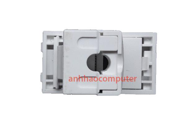 ổ cắm mạng RJ45 cat6  sino amigo SPU-23 chính hãng
