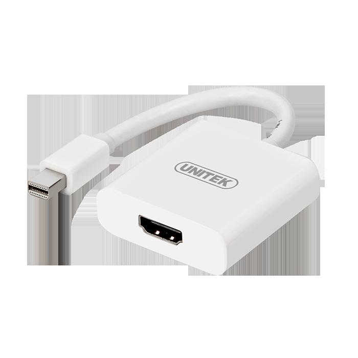 Cáp chuyển đổi Mini Display Port to HDMI Unitek Y-6325WH